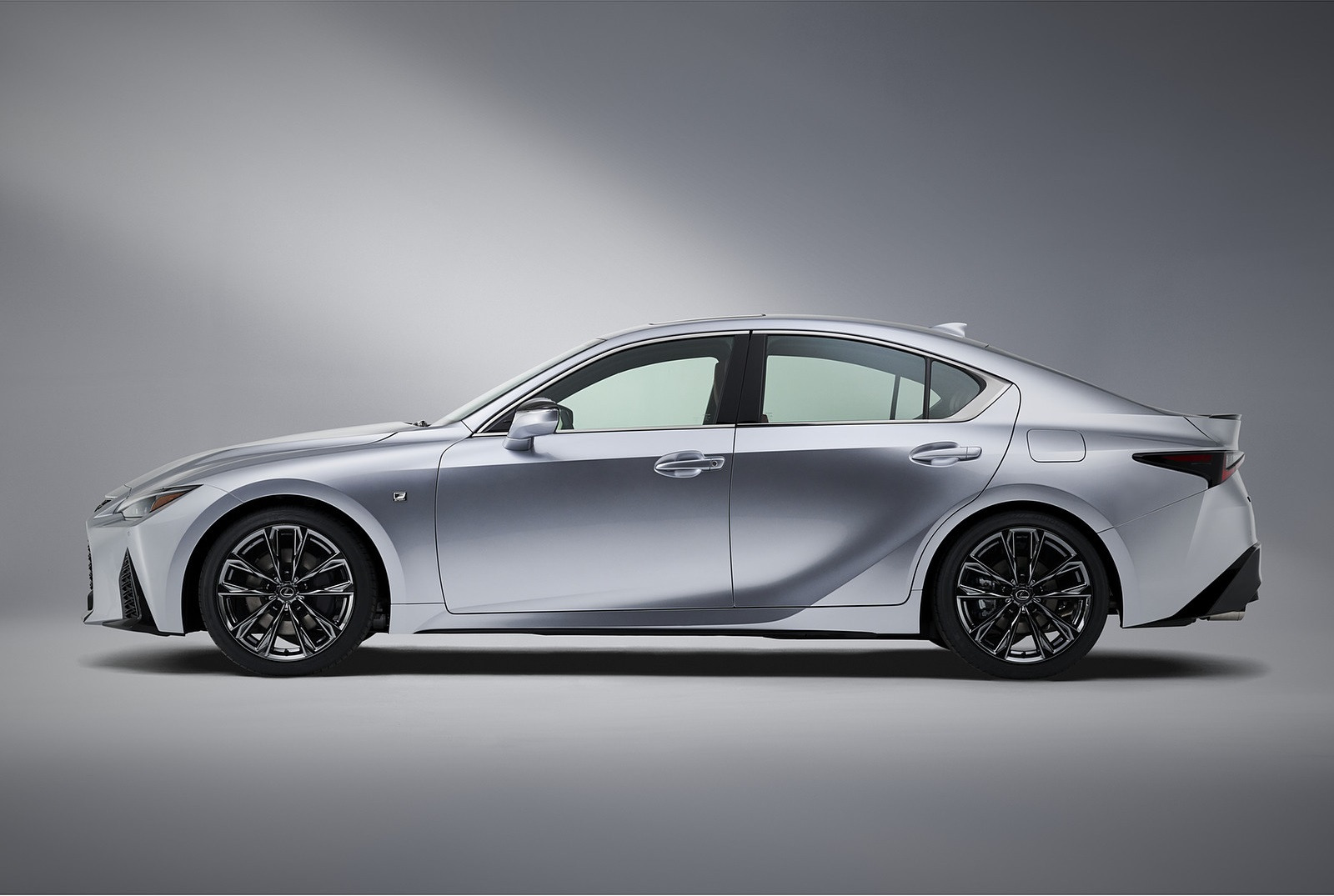 2021 Lexus IS Side Wallpapers (9)