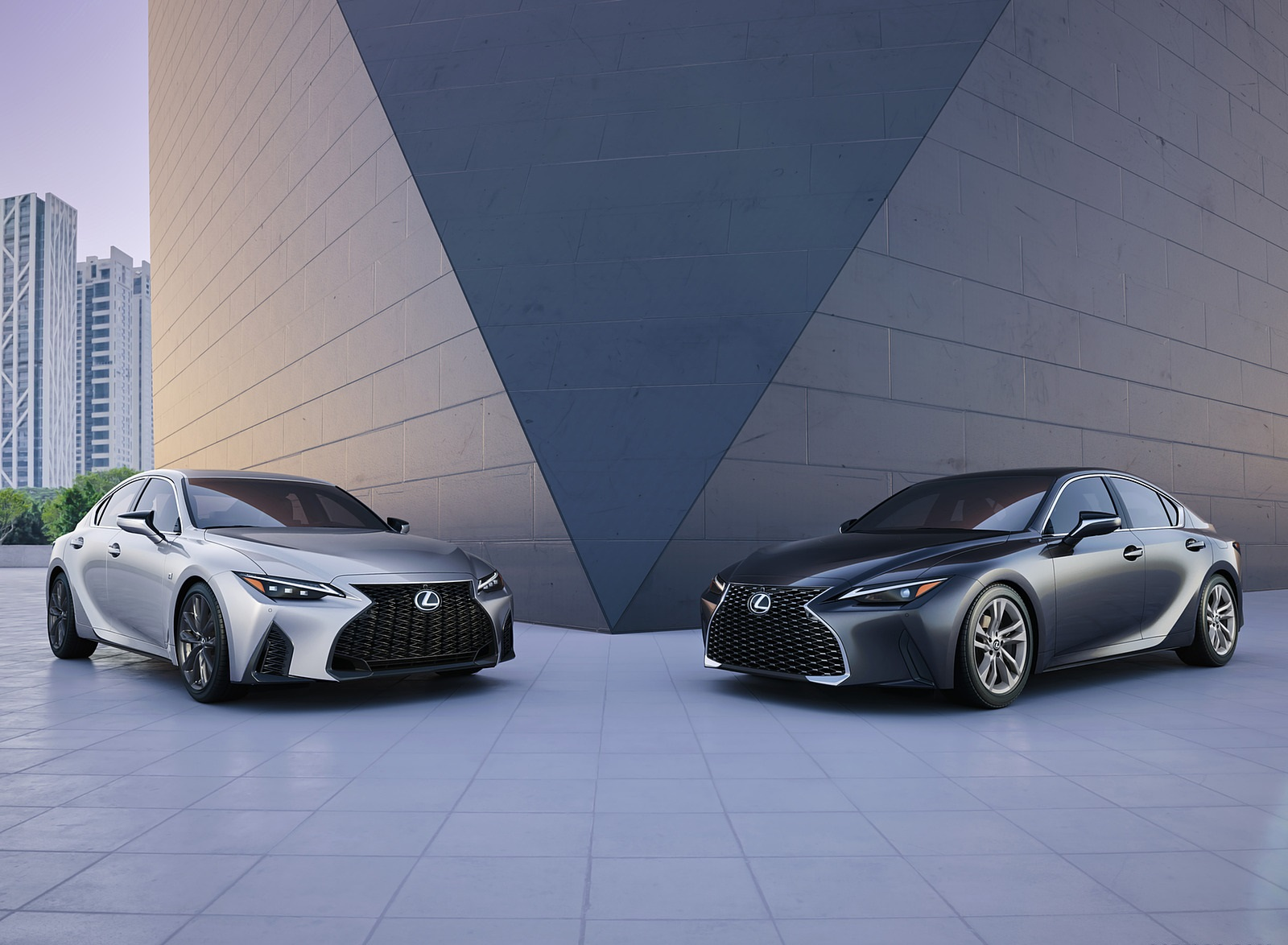 2021 Lexus IS Wallpapers (2)
