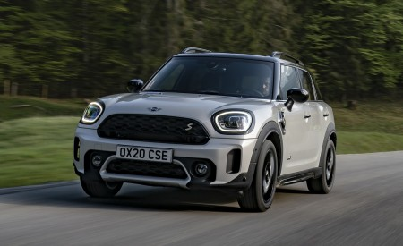 2021 MINI Countryman SE ALL4 Plug-In Hybrid Wallpapers & HD Images
