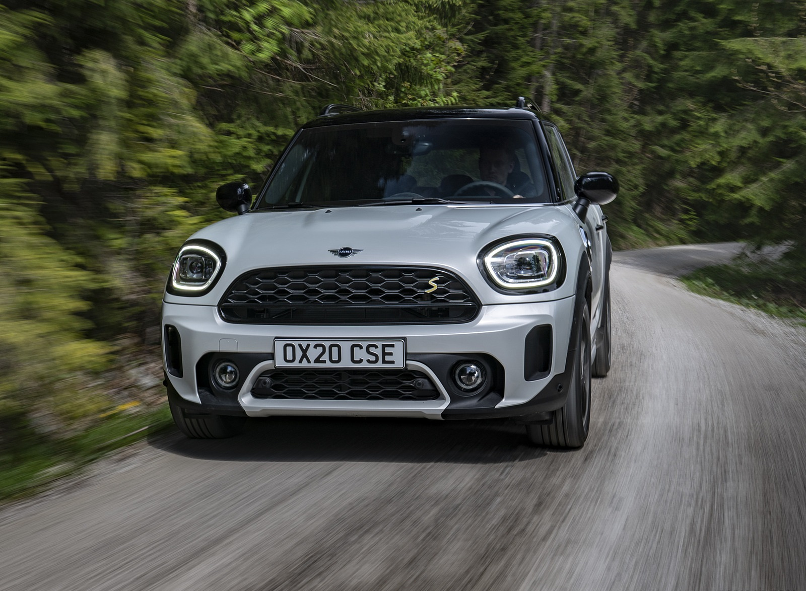 2021 MINI Countryman SE ALL4 Plug-In Hybrid Front Wallpapers (5)
