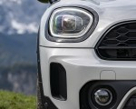 2021 MINI Countryman SE ALL4 Plug-In Hybrid Headlight Wallpapers 150x120 (42)
