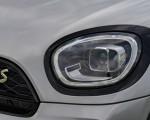 2021 MINI Countryman SE ALL4 Plug-In Hybrid Headlight Wallpapers 150x120 (41)