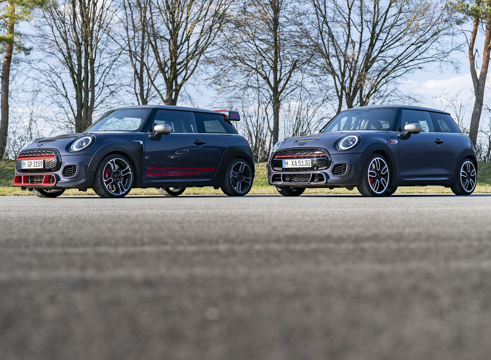 2021 MINI John Cooper Works GP Pack Wallpapers (5)