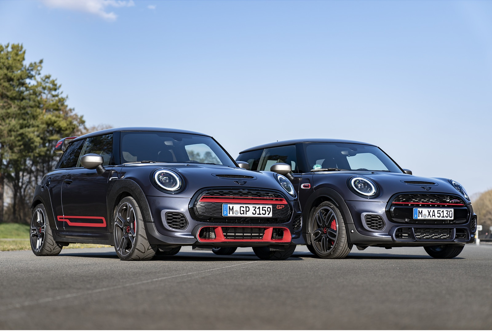 2021 MINI John Cooper Works GP Pack Wallpapers (6)