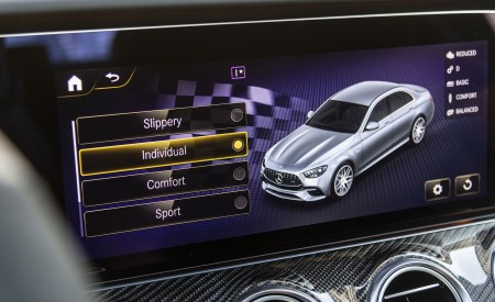 2021 Mercedes-AMG E 63 S 4MATIC+ Central Console Wallpapers 450x275 (71)