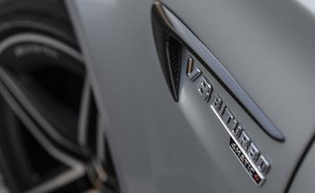 2021 Mercedes-AMG E 63 S 4MATIC+ (Color: High-Tech Silver Metallic) Badge Wallpapers 450x275 (43)