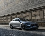 2021 Mercedes-AMG E 63 S 4MATIC+ (Color: High-Tech Silver Metallic) Front Three-Quarter Wallpapers 150x120 (31)
