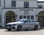 2021 Mercedes-AMG E 63 S 4MATIC+ (Color: High-Tech Silver Metallic) Front Three-Quarter Wallpapers 150x120 (21)