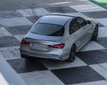 2021 Mercedes-AMG E 63 S 4MATIC+ (Color: High-Tech Silver Metallic) Rear Wallpapers 150x120 (38)