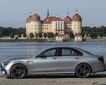 2021 Mercedes-AMG E 63 S 4MATIC+ (Color: High-Tech Silver Metallic) Side Wallpapers 150x120 (28)