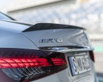 2021 Mercedes-AMG E 63 S 4MATIC+ (Color: High-Tech Silver Metallic) Tail Light Wallpapers 150x120 (46)