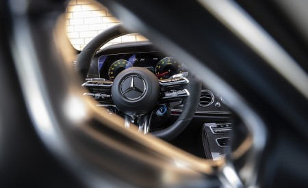 2021 Mercedes-AMG E 63 S 4MATIC+ Interior Detail Wallpapers 450x275 (66)