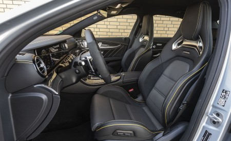 2021 Mercedes-AMG E 63 S 4MATIC+ Interior Front Seats Wallpapers 450x275 (64)