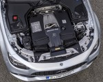 2021 Mercedes-AMG E 63 S (Color: Hightech Silver Metallic) Engine Wallpapers 150x120 (21)