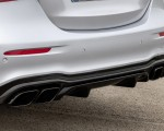 2021 Mercedes-AMG E 63 S (Color: Hightech Silver Metallic) Exhaust Wallpapers 150x120 (20)