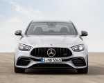 2021 Mercedes-AMG E 63 S (Color: Hightech Silver Metallic) Front Wallpapers 150x120 (14)