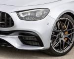 2021 Mercedes-AMG E 63 S (Color: Hightech Silver Metallic) Headlight Wallpapers 150x120 (19)