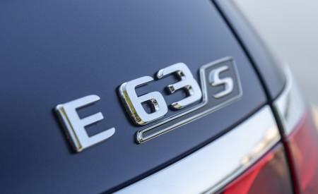 2021 Mercedes-AMG E 63 S Estate 4MATIC+ (Color: Designo Magno Brilliant Blue) Badge Wallpapers 450x275 (49)