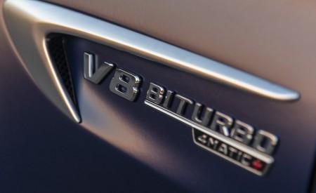 2021 Mercedes-AMG E 63 S Estate 4MATIC+ (Color: Designo Magno Brilliant Blue) Badge Wallpapers 450x275 (48)