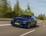 2021 Mercedes-AMG E 63 S Estate 4MATIC+ (Color: Designo Magno Brilliant Blue) Front Three-Quarter Wallpapers 150x120 (1)
