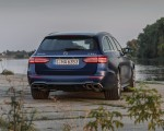 2021 Mercedes-AMG E 63 S Estate 4MATIC+ (Color: Designo Magno Brilliant Blue) Rear Wallpapers 150x120 (28)