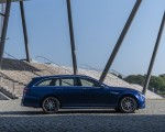 2021 Mercedes-AMG E 63 S Estate 4MATIC+ (Color: Designo Magno Brilliant Blue) Side Wallpapers 150x120 (18)