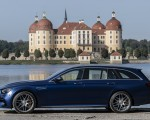 2021 Mercedes-AMG E 63 S Estate 4MATIC+ (Color: Designo Magno Brilliant Blue) Side Wallpapers 150x120 (30)