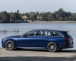 2021 Mercedes-AMG E 63 S Estate 4MATIC+ (Color: Designo Magno Brilliant Blue) Side Wallpapers 150x120 (31)