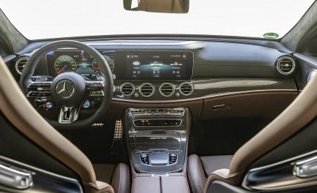 2021 Mercedes-AMG E 63 S Estate 4MATIC+ Interior Cockpit Wallpapers 450x275 (55)