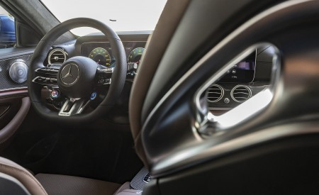 2021 Mercedes-AMG E 63 S Estate 4MATIC+ Interior Detail Wallpapers 450x275 (59)