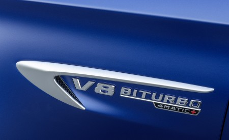 2021 Mercedes-AMG E 63 S Estate (Color: Brilliant Blue Magno) Badge Wallpapers 450x275 (92)