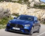 2021 Mercedes-AMG E 63 S Estate (Color: Brilliant Blue Magno) Front Wallpapers 150x120 (2)