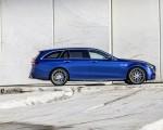 2021 Mercedes-AMG E 63 S Estate (Color: Brilliant Blue Magno) Side Wallpapers 150x120 (20)