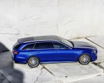 2021 Mercedes-AMG E 63 S Estate (Color: Brilliant Blue Magno) Side Wallpapers 150x120 (19)
