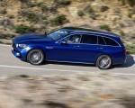 2021 Mercedes-AMG E 63 S Estate (Color: Brilliant Blue Magno) Side Wallpapers 150x120 (7)