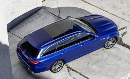 2021 Mercedes-AMG E 63 S Estate (Color: Brilliant Blue Magno) Top Wallpapers 450x275 (87)