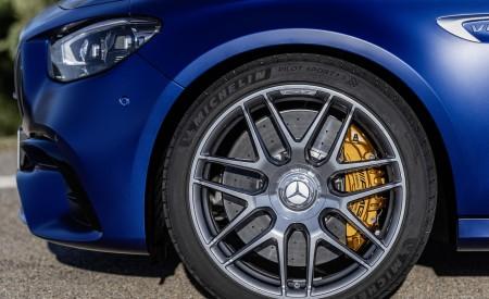 2021 Mercedes-AMG E 63 S Estate (Color: Brilliant Blue Magno) Wheel Wallpapers 450x275 (89)