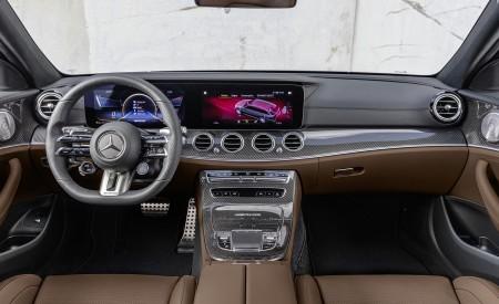 2021 Mercedes-AMG E 63 S Estate Interior Cockpit Wallpapers 450x275 (95)