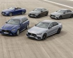 2021 Mercedes-AMG E 63 S Sedan and Estate Wallpapers 150x120 (8)