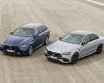 2021 Mercedes-AMG E 63 S Sedan and Estate Wallpapers 150x120 (11)
