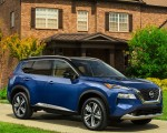 2021 Nissan Rogue Front Three-Quarter Wallpapers 150x120 (13)