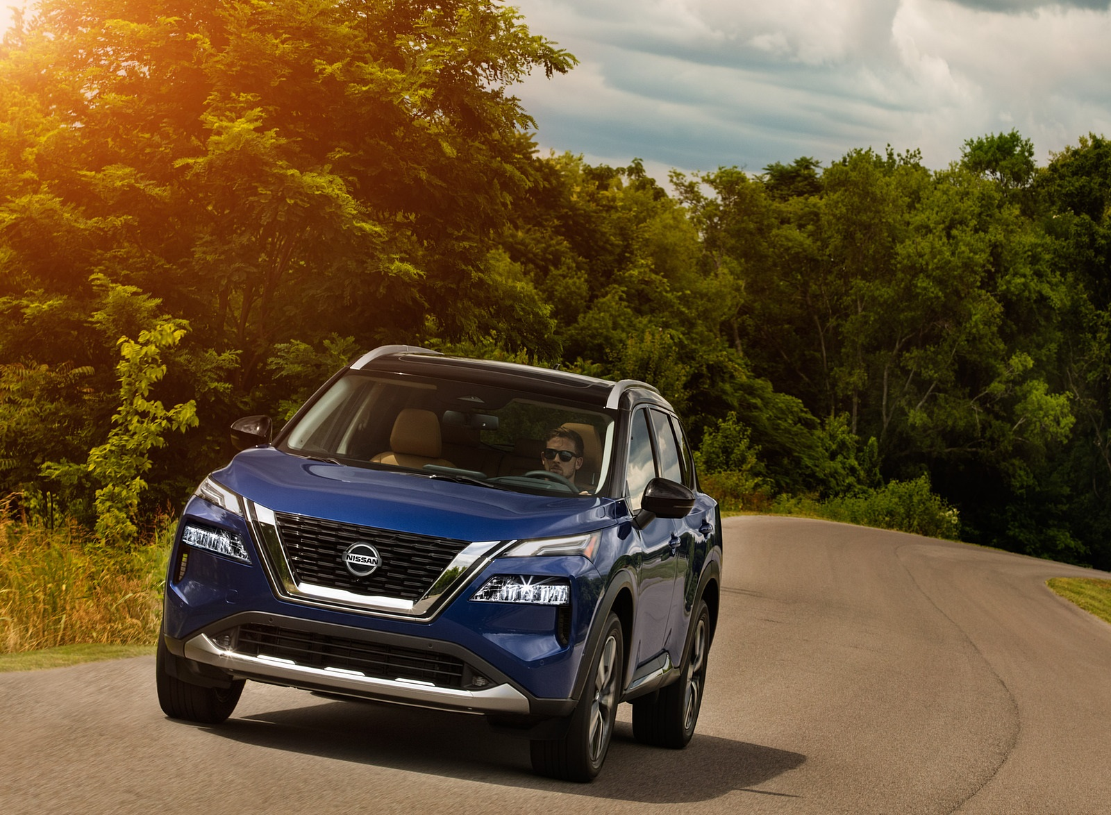 2021 Nissan Rogue Front Wallpapers (3)