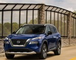 2021 Nissan Rogue Front Wallpapers 150x120 (4)