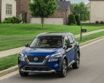 2021 Nissan Rogue Front Wallpapers 150x120 (5)
