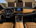 2021 Nissan Rogue Platinum AWD Interior Cockpit Wallpapers 150x120 (19)