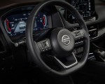2021 Nissan Rogue Platinum AWD Interior Steering Wheel Wallpapers 150x120 (39)