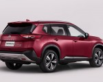 2021 Nissan Rogue Platinum AWD Rear Three-Quarter Wallpapers 150x120 (10)