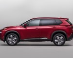 2021 Nissan Rogue Platinum AWD Side Wallpapers 150x120 (12)