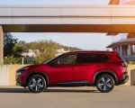 2021 Nissan Rogue Platinum AWD Side Wallpapers 150x120 (6)