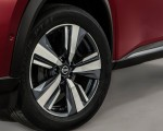 2021 Nissan Rogue Platinum AWD Wheel Wallpapers 150x120 (17)